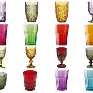 Декоративные бокалы