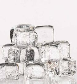 Лед кусковой 1 кг
