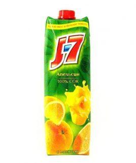 "Сок ""J7"" апельсин 0,97 л"