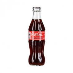 Кока-кола 0,33 стекло